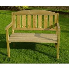 Divvietīgs dārza krēsls