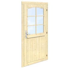 Vienviru durvis 73x186 cm (44mm)