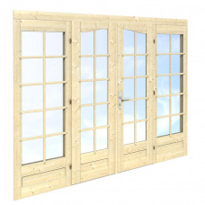 Double door 239 x 194 (44mm)