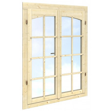Window 90x124cm (34mm)