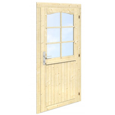 Double door 74x175cm (28mm)