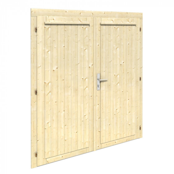 Divviru durvis 151x175