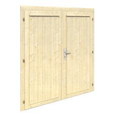 Divviru durvis 151x175 (28mm)