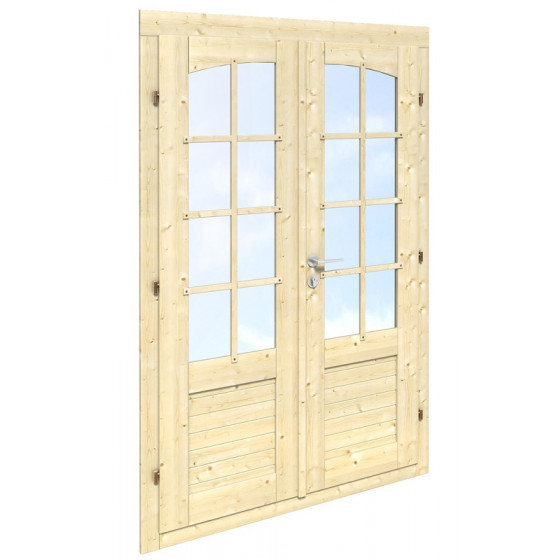 Double door 114x180 (34mm)