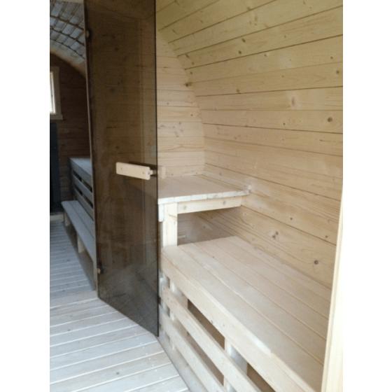 Barrel sauna 450 ER