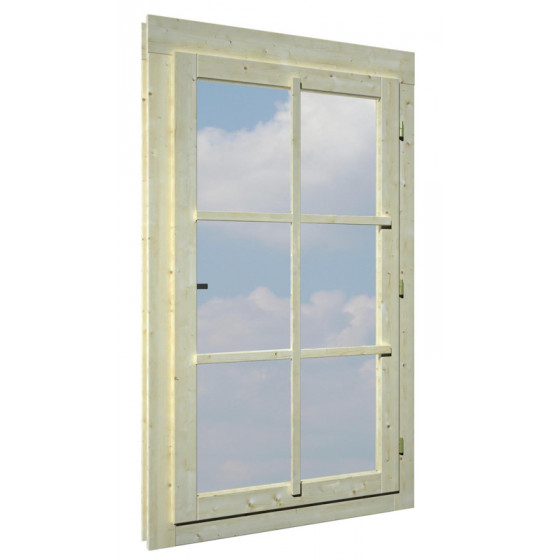Window 60x111cm (28mm)