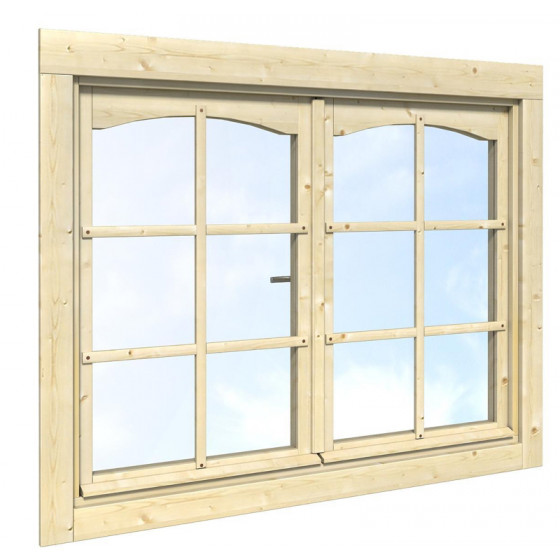 Window 119x89cm (28mm)