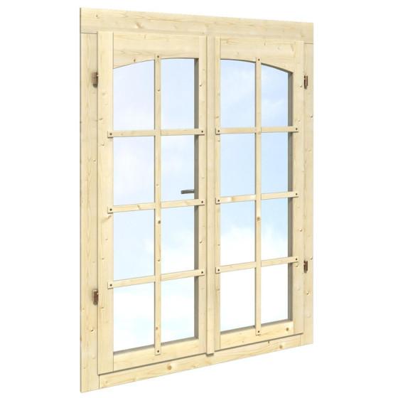 Window 90x124cm (34mm)