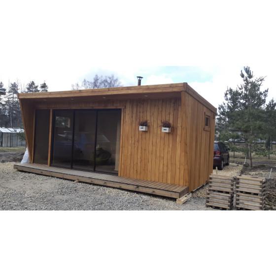 Barrel sauna 250 ER