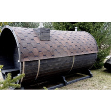 Barrel sauna 400 ER