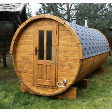 Barrel sauna 400 ER