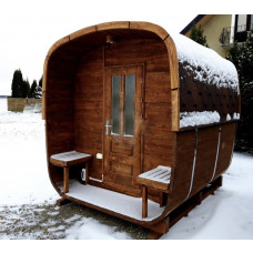 Barrel sauna 250 ER