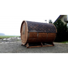 Barrel sauna 300 ER