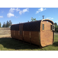 Barrel sauna 450 ER