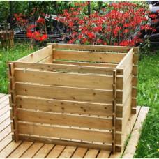 Ящик для компоста для сорняков и листьев